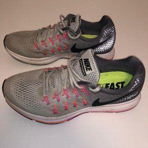 Nike Zoom Pegasus 33 Size 10.5 Running Shoes